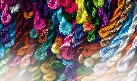 Edmar Hand Dyed Embroidery Threads