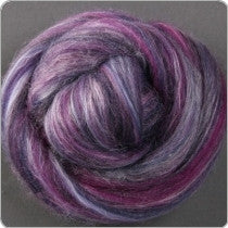 Ashford Merino Silk Sliver .2 oz Felting Packs