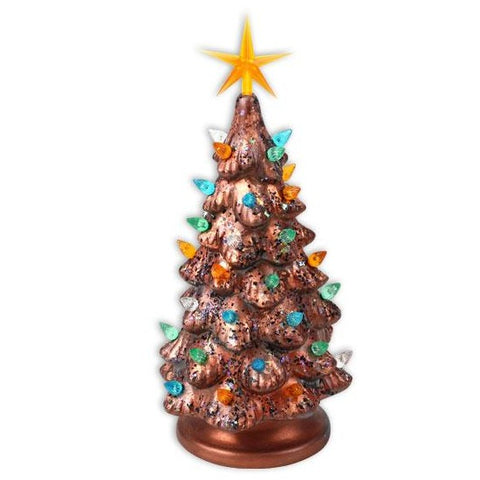"11"" Lighted Christmas Tree"