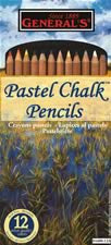 Pastel Chalk Pencil Sets by General's