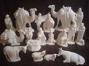 Baby Jesus: From Large 17 Piece Nativity Set