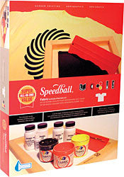 Screen Printing Kit by Speedball Art