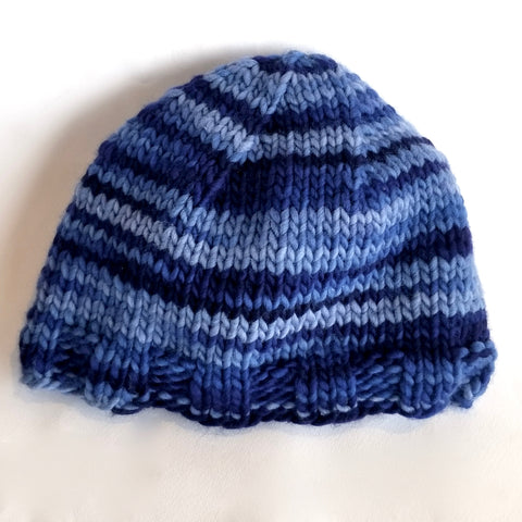 Knit A Hat In The Round