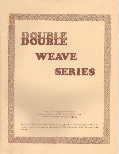 """Double Weave Series"" by Mary Pendleton"