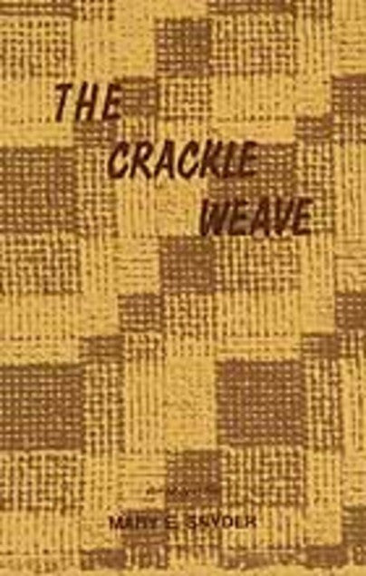 """The Crackle Weave"" arranged by Mary E. Snyder"