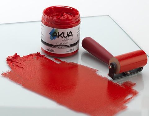 Akua Intaglio Inks by Speedball