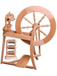 Spinning Wheel Tune-Up