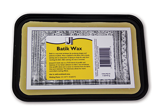 Batik Wax Beeswax & Paraffin Blend by Jacquard