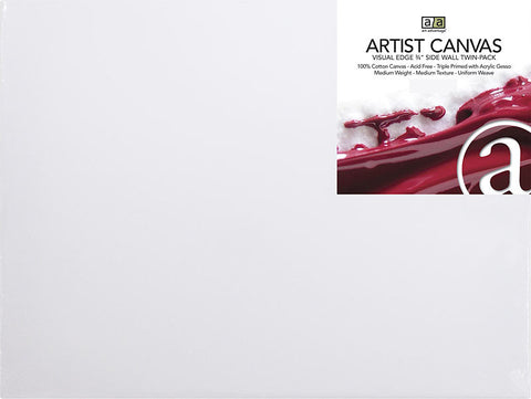 Artist Canvas Twin Packs by Art Advantage