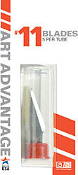 # 1 Artists Knife With Cap & Blades, by Art Advantage