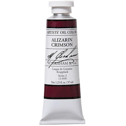 M. Graham & Co. 1.25 oz. Full Line Artists' Oil Color
