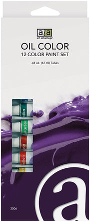 Oil Paint Sets by Art Advantage