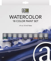 Watercolor Paint Sets by Art Advantage