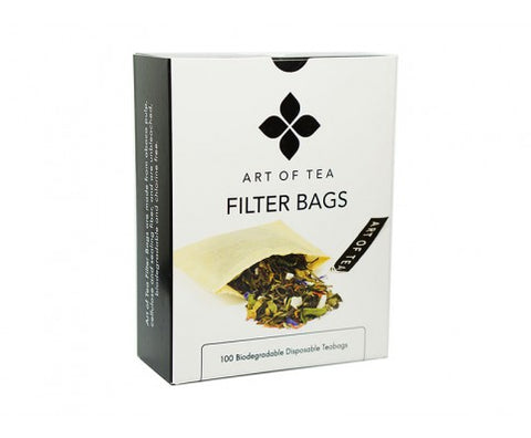 Single Serving, Draw-String Filter Bags!