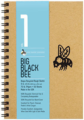 Big Black Bee Vol. 1 by Bee Paper
