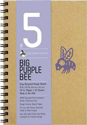 Big Purple Bee Vol. 5 by Bee Paper
