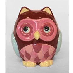 Big-Eyed Owl Bank