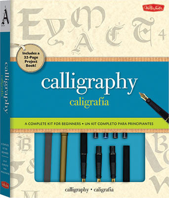 Calligraphy Kit by Walter Foster
