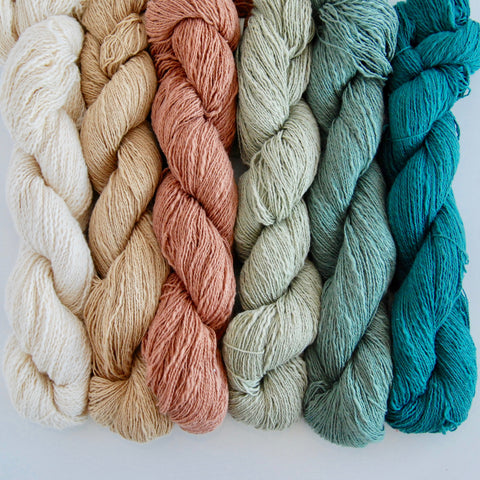 Soulstice Lace™ 6 Skein Earth Tones Pack