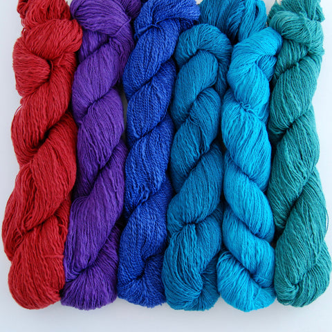 Soulstice Lace™ 6 Skein Jewel Tones Pack