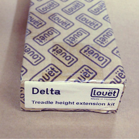 Louet Delta / Megado Height Adjusting Blocks