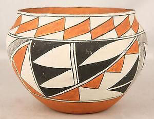 Fired Navajo Ceramic Pinch Pots Art Crate™