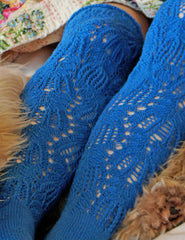 Fitted Lace Stockings Pattern