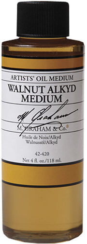 M. Graham & Co. Walnut Alkyd Medium