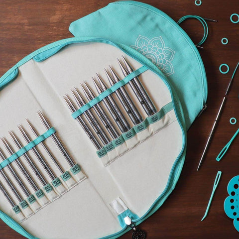 "The Mindful Collection: ""Gratitude"" 5"" Interchangeable Needle Set"
