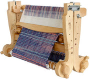 Weave a 2 Color Scarf on a Rigid Heddle Loom