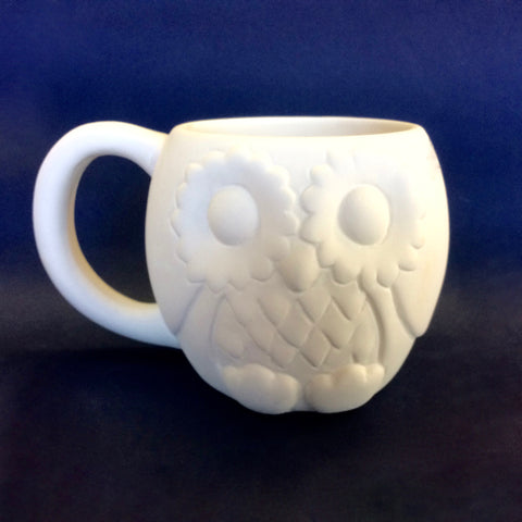 Eleanor Owl Mug