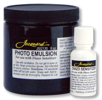 Photo Emulsion & Diazo Sensitizer