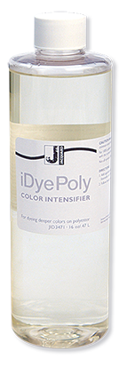 Color Intensifier for iDye Poly