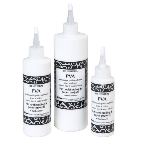 PH Neutral PVA Adhesive Glue for Bookbinding by Lineco