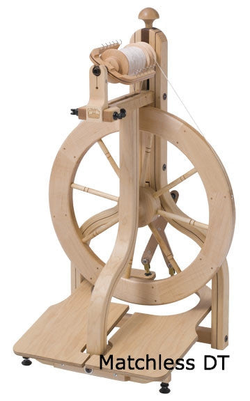 Schacht Matchless Spinning Wheel, ST & DT