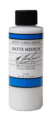 M. Graham & Co. Acrylic Medium & Varnish