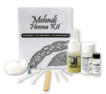 Mehndi Henna Kit by Jacquard