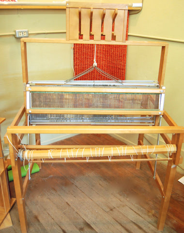 Pre-Owned LeClerc Nilus Table Loom with Stand, 4 Harness, Great for Classes! 60% off new price, Ships anywhere in the US!