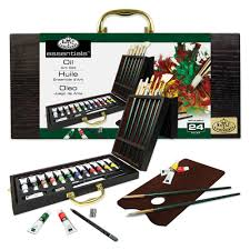 24 Piece Oil Painting Art Set by Royal & Langnickel