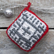 Mosaic Ornament Knit-Along: Join Anytime from Anywhere!
