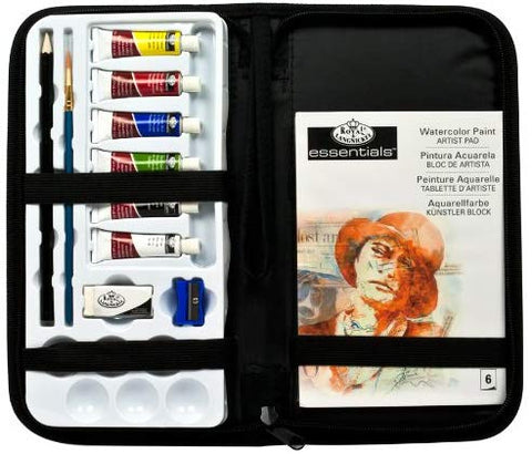 Keep 'N Carry Watercolor Set & Case by Royal & Langnickel