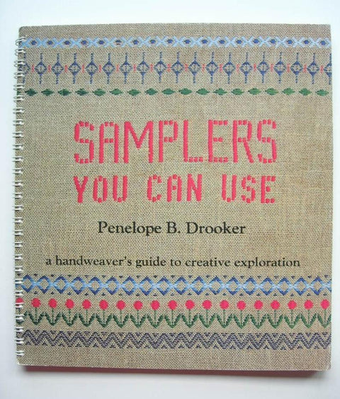 Samplers You Can Use by Penelope Drooker