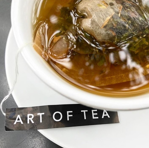 Proudly Serving Art Of Tea®