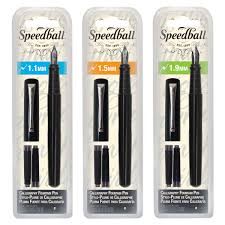 Speedball Calligraphy Fountain Pen Sets