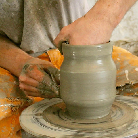 Step 4 Studio Pottery