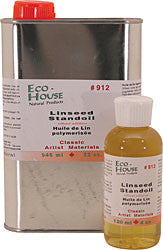 Eco House Linseed Stand Oil