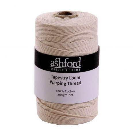 Ashford Tapestry Warping Thread, 100% cotton, 200gm