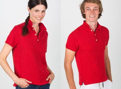 The Devin Polo Shirt by The James Cox Collection