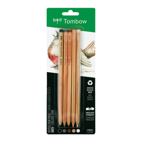 Recycled Color Pencils by Tombow