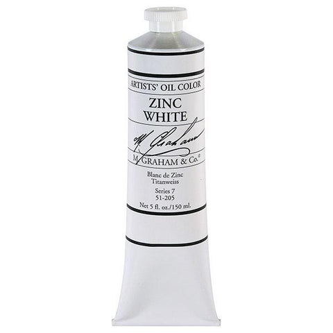 M. Graham & Co. Artists' Oil Color 5oz./150ml